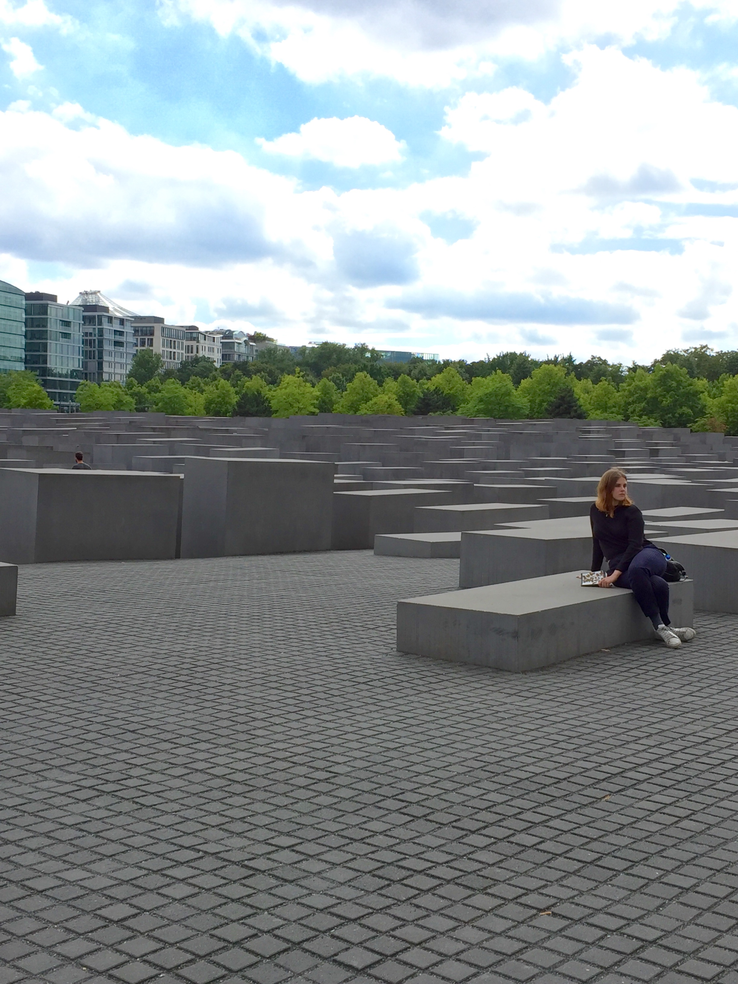 the memorial to the murdered jews of europe in berlin germany - Must Do Berlin
