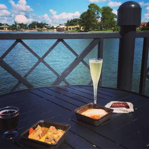Enjoy a taste of Italy at the Epcot International Food and Wine Festival at Walt Disney World