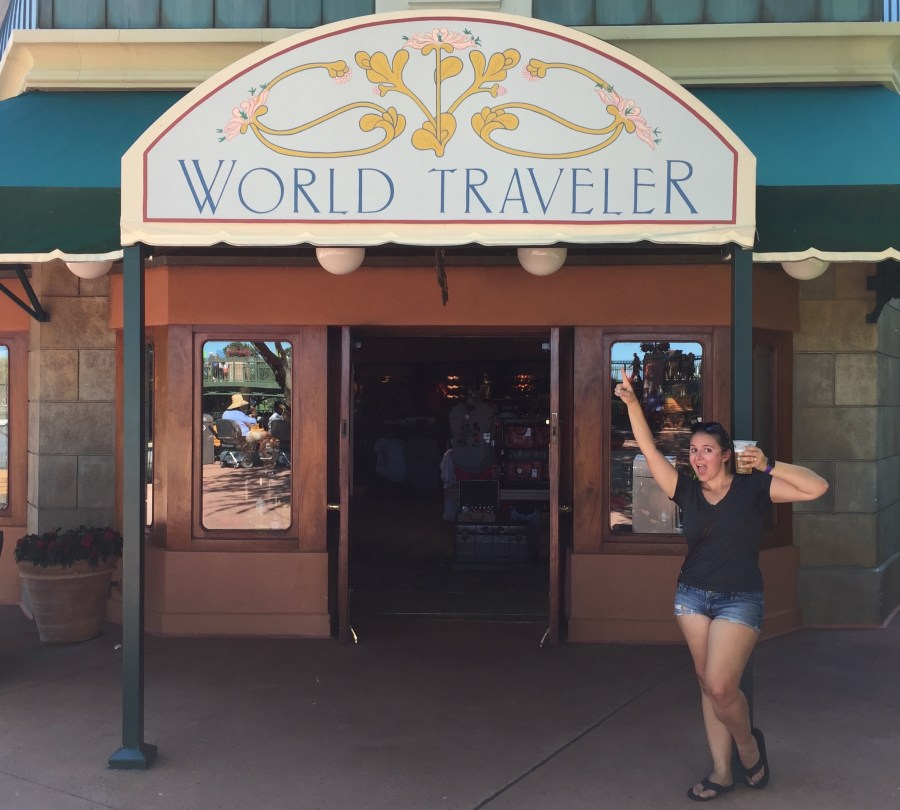 World Traveler at Epcot