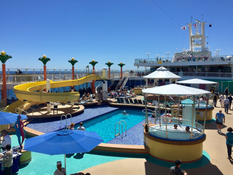 The Norwegian Cruise Line Experience