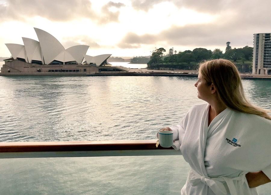 The Norwegian Cruise Line Experience