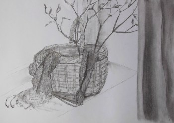 drawing with texture