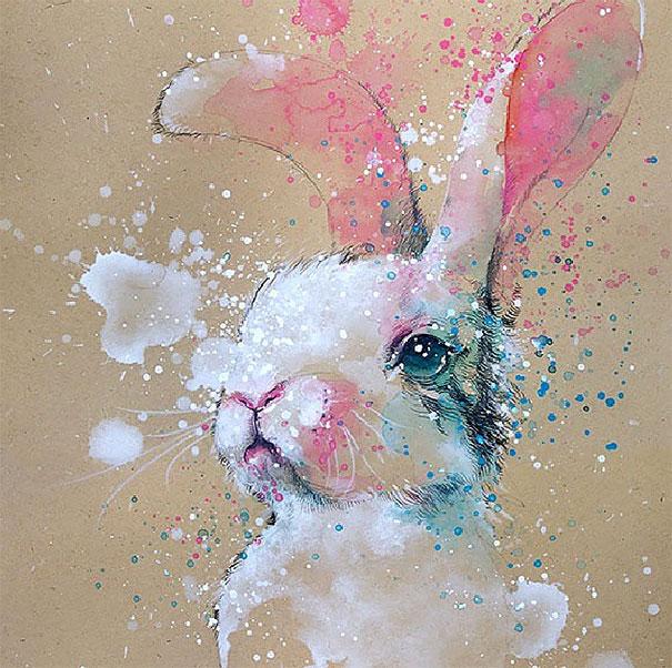 1-colorful-animal-watercolor-paintings-tilen-ti-15