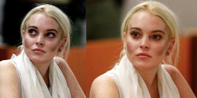 2-Lindsay Lohan