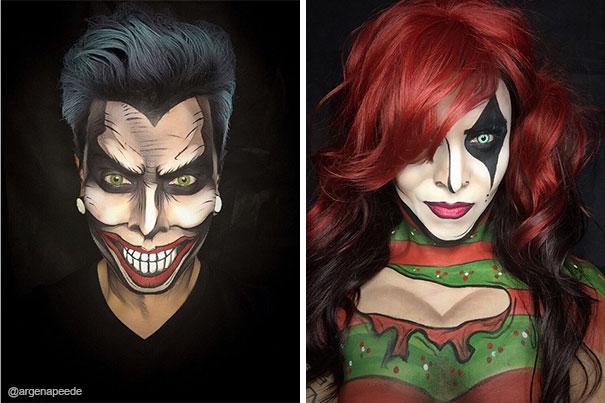 8-make-up-body-art-comic-book-superhero-cosplay-argenis-pinal-14