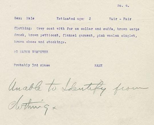 15th April 1912: RMS Titanic Sank (Video) (3/4)