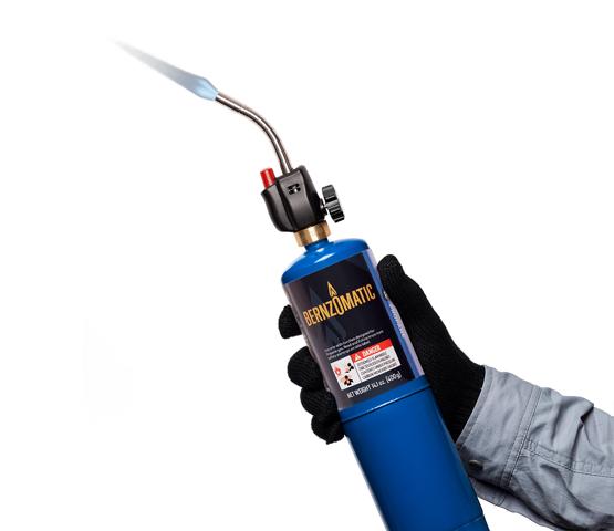 self lighting torch kit mag torch