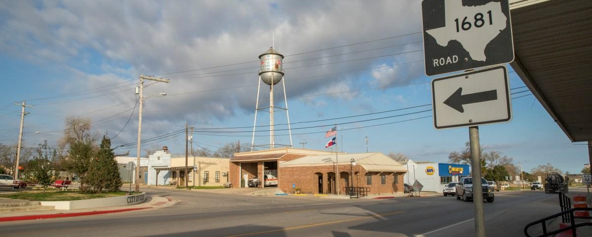 City of Nixon Municipal Water System