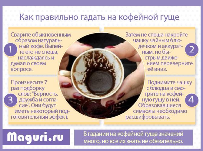 интересней толкование картинок кофейной гущин этом