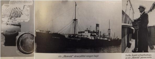 Trianon hatása a magyar folyam- és tengerhajózásra.