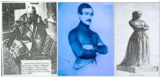 Teleki Sándor, Teleki László és Teleki Blanka