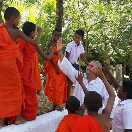 buddhizmus sri lanka