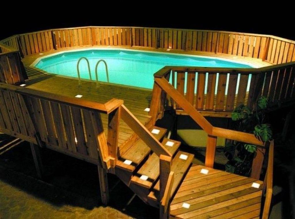 Awesome Elegant Swimming Pools Design Ideas 22