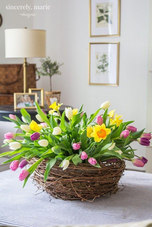 Beautiful Spring Home Decor Ideas 15