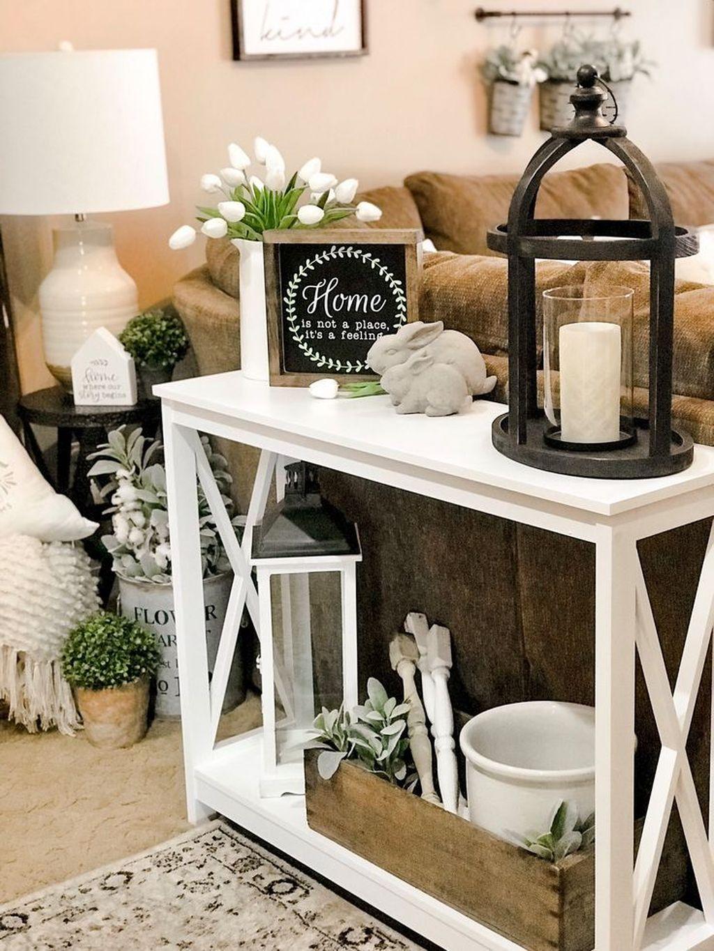 Beautiful Spring Home Decor Ideas 30