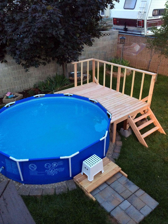 Gorgeous Summer Outdoor Pool Design Ideas 26