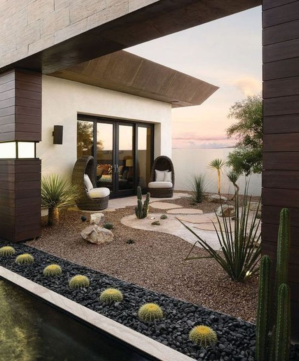 Incredible Cactus Garden Landscaping Ideas Best For Summer 06