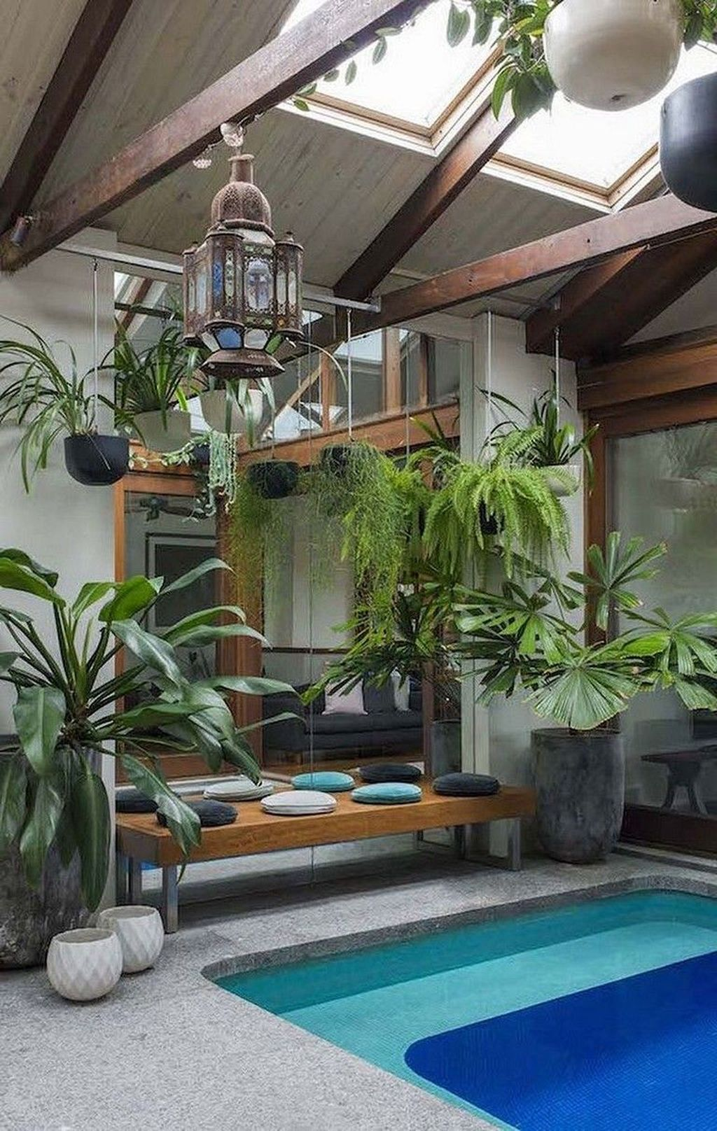 Lovely Small Indoor Pool Design Ideas 10