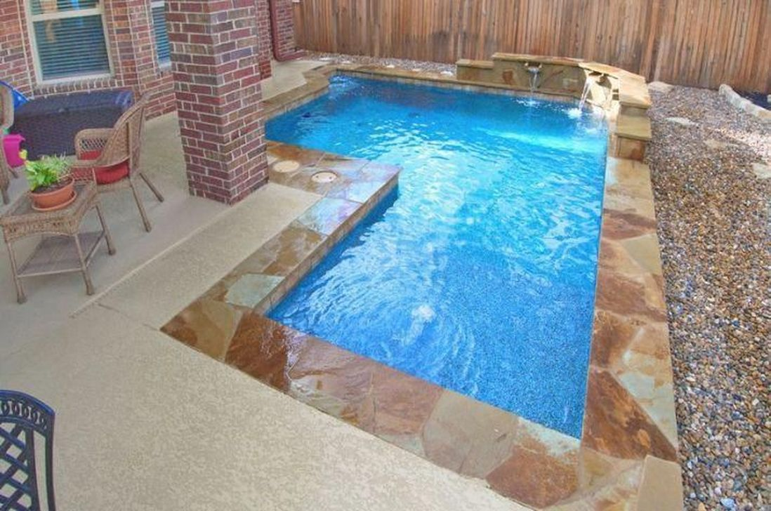 Lovely Small Indoor Pool Design Ideas 12