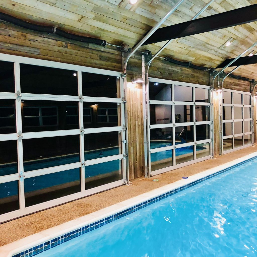 Lovely Small Indoor Pool Design Ideas 16