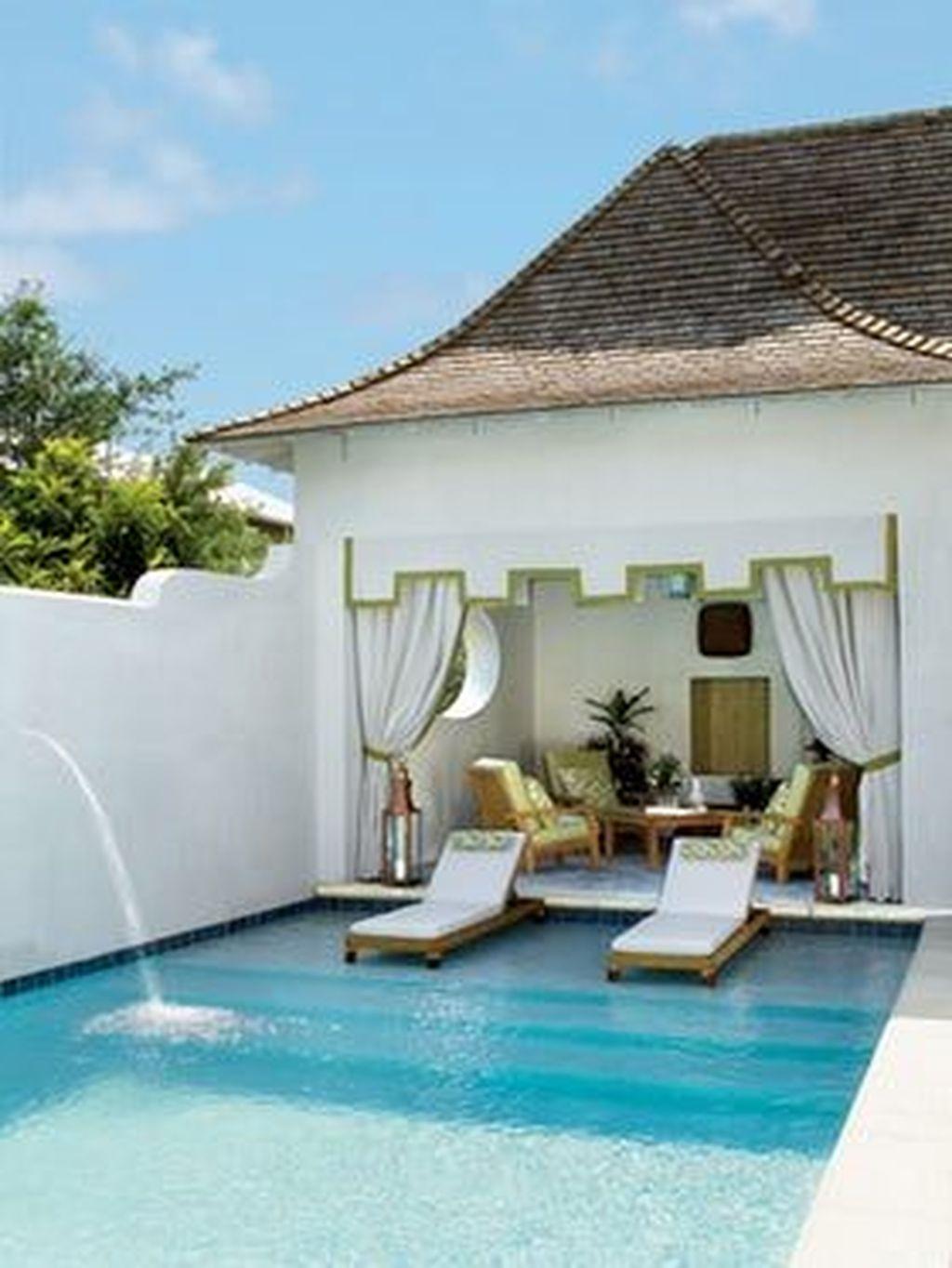 Popular Pool Design Ideas For Summertime 02