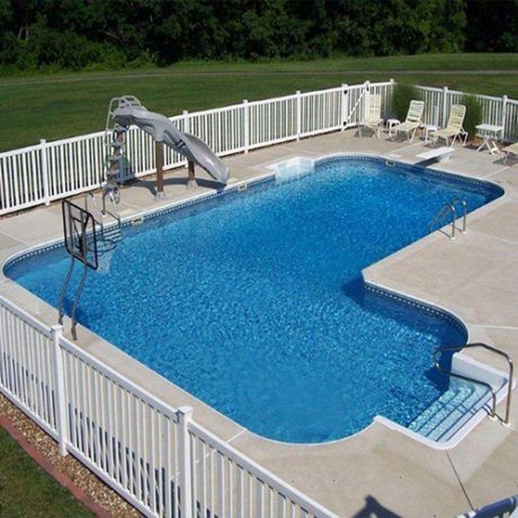 Popular Pool Design Ideas For Summertime 13