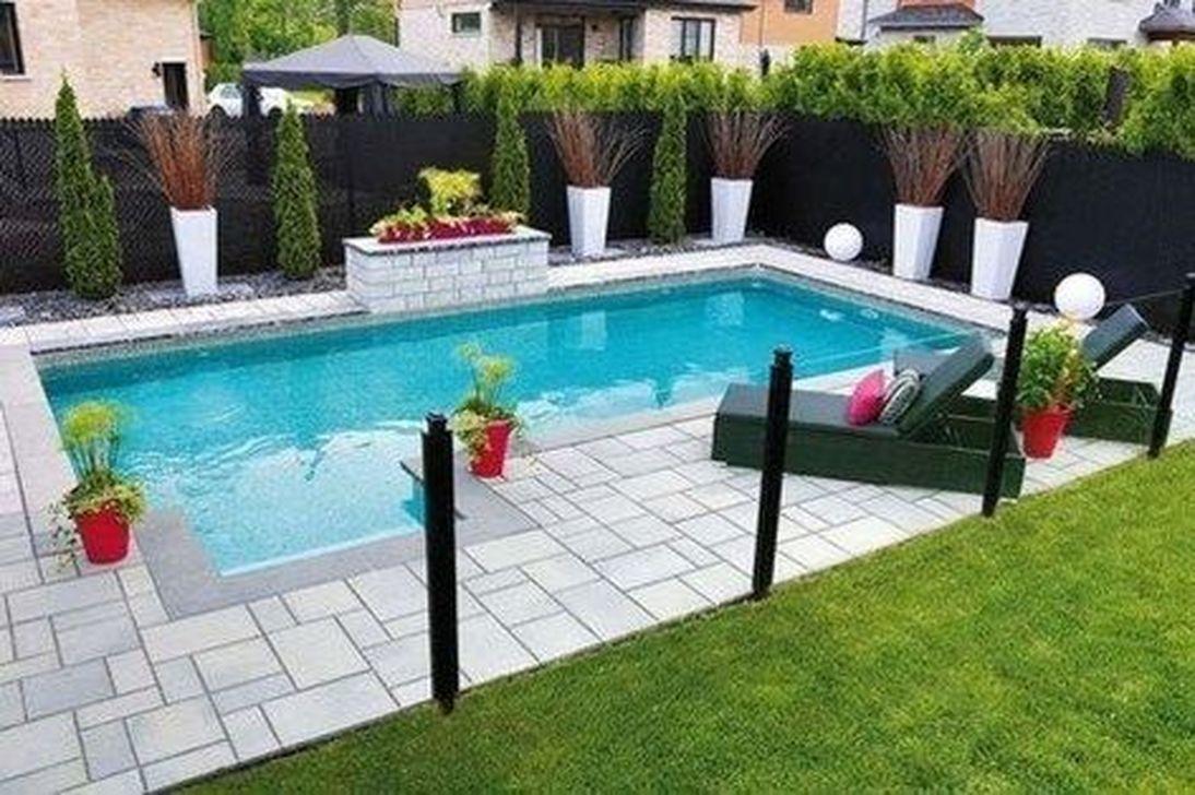 Popular Pool Design Ideas For Summertime 21