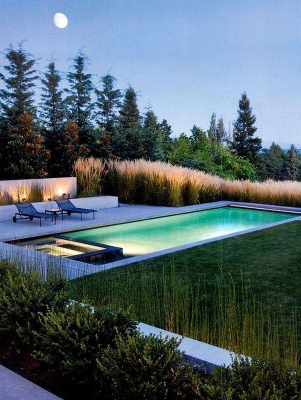 Popular Pool Design Ideas For Summertime 23
