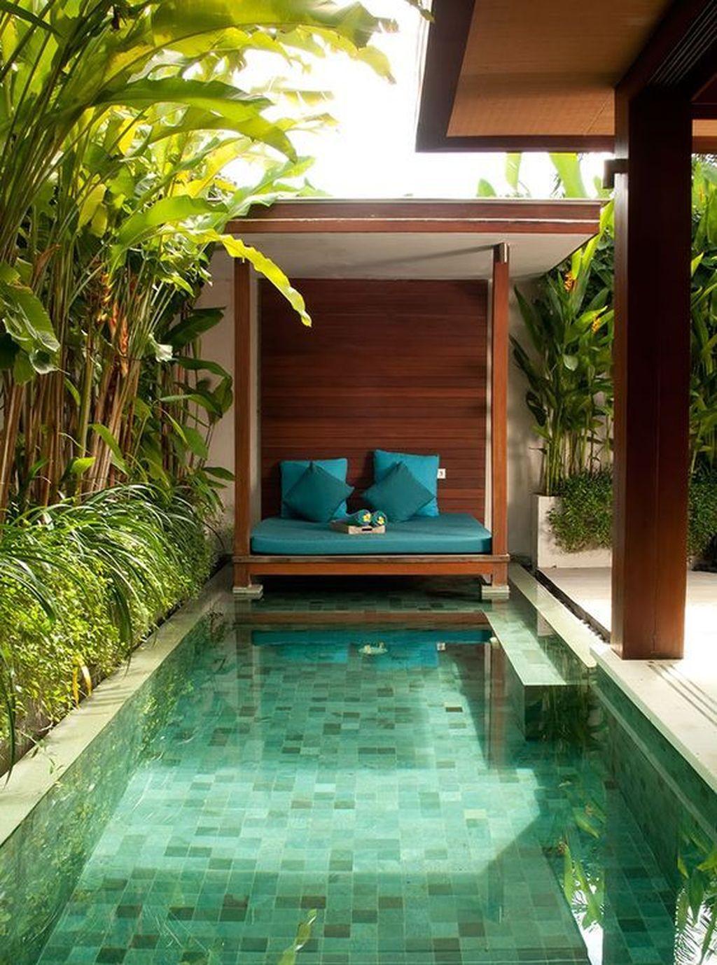 Popular Pool Design Ideas For Summertime 30