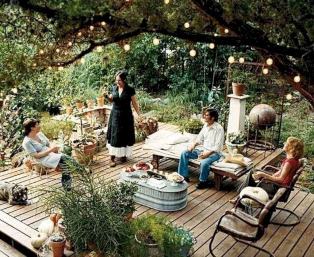 Stunning Summer Backyard Decoration Ideas 02