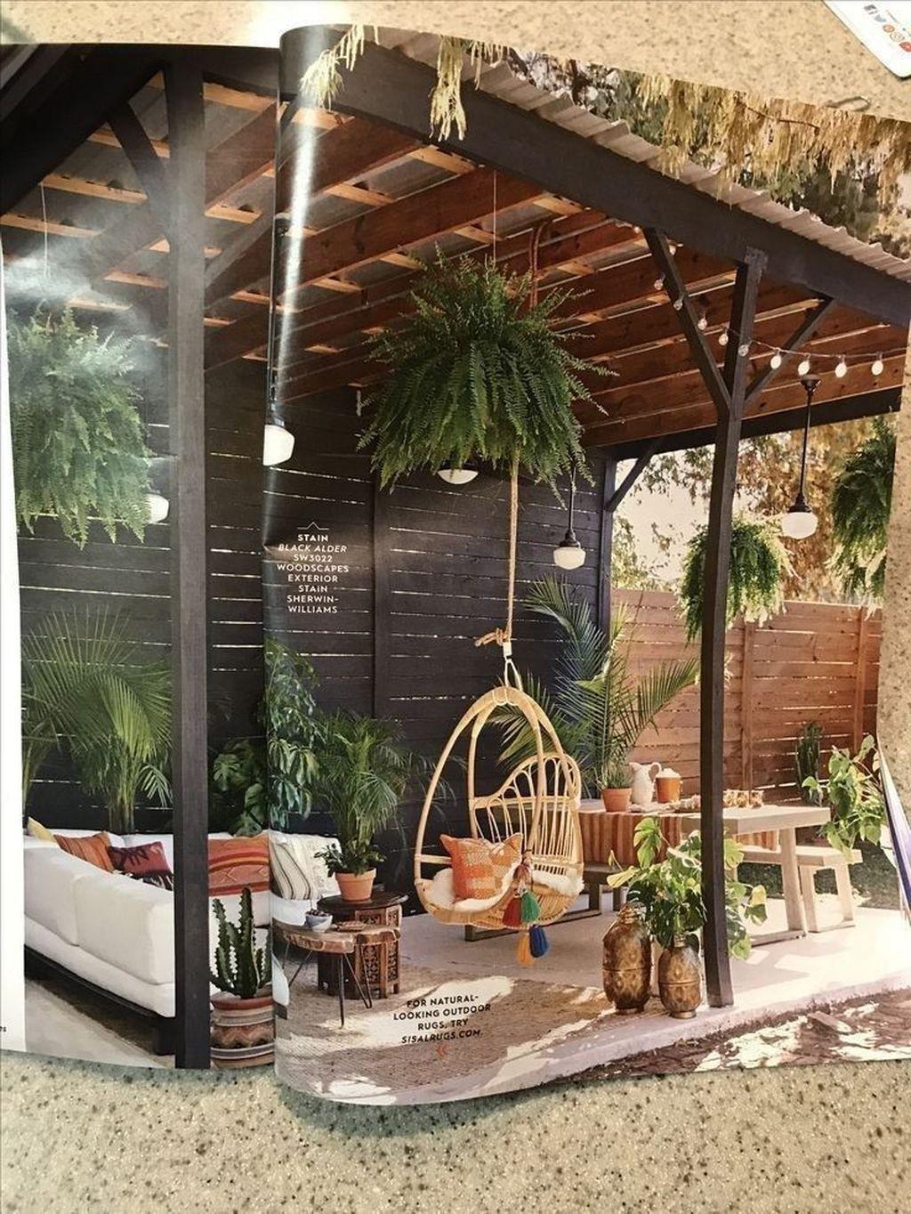 Stunning Summer Backyard Decoration Ideas 03