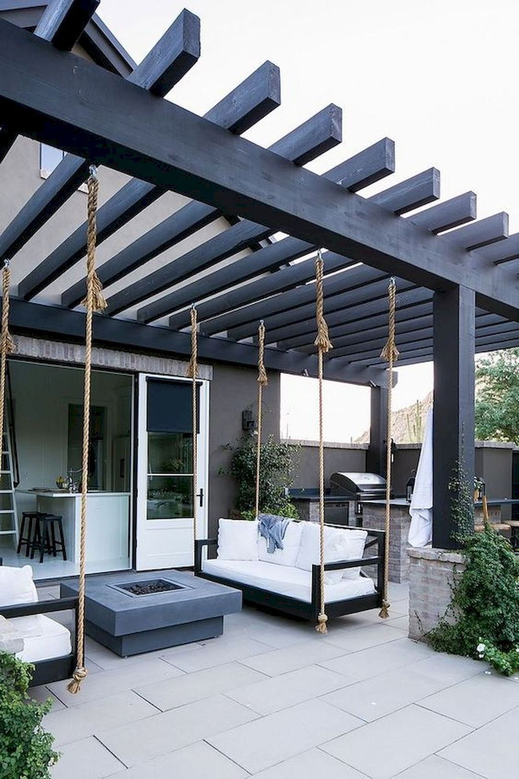 Stunning Summer Backyard Decoration Ideas 05