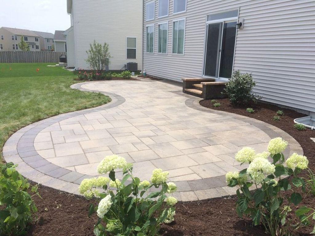 Stunning Summer Backyard Decoration Ideas 29