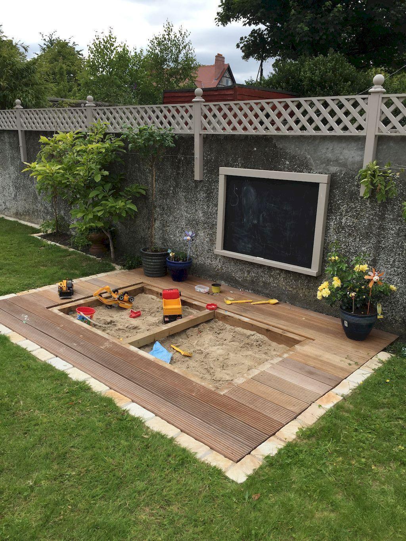 Stunning Summer Backyard Decoration Ideas 30
