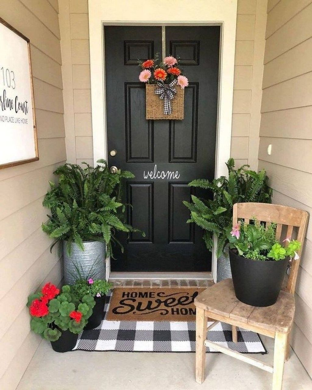 The Best Front Porch Ideas For Summer Decorating 24