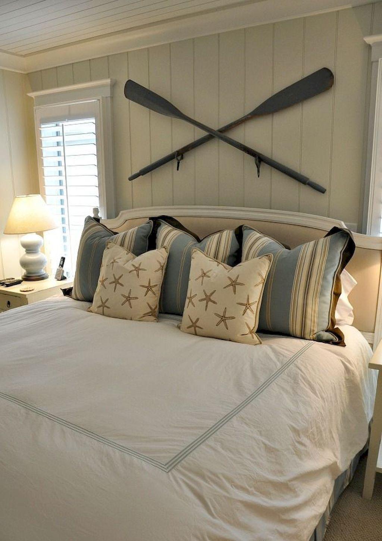 Wonderful Modern Coastal Bedroom Decoration Ideas 30