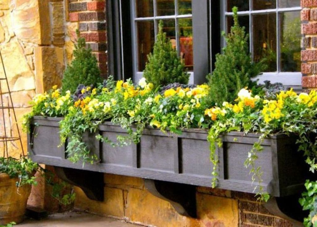 Amazing Fall Planter Ideas Best For Front Porches 15