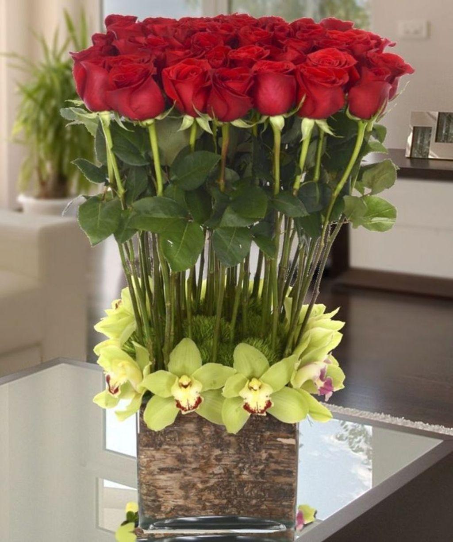 Amazing Unique Flower Arrangements Ideas For Your Home Decor 14