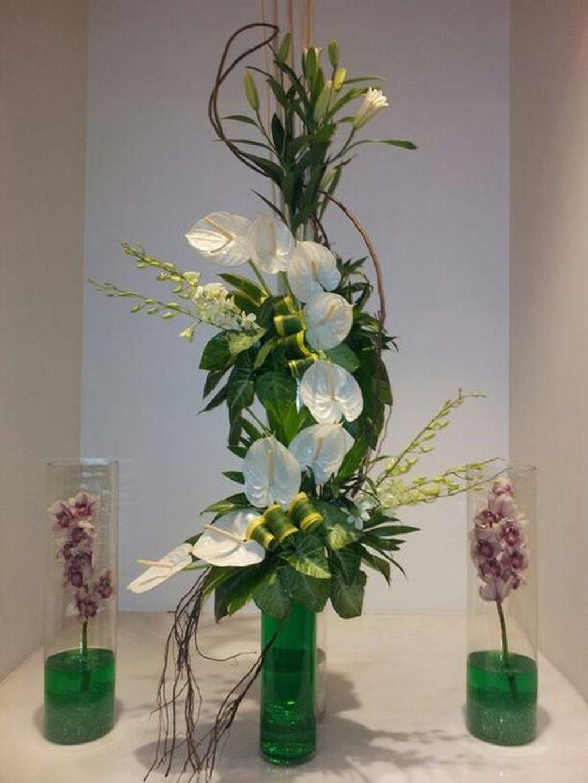 Amazing Unique Flower Arrangements Ideas For Your Home Decor 16