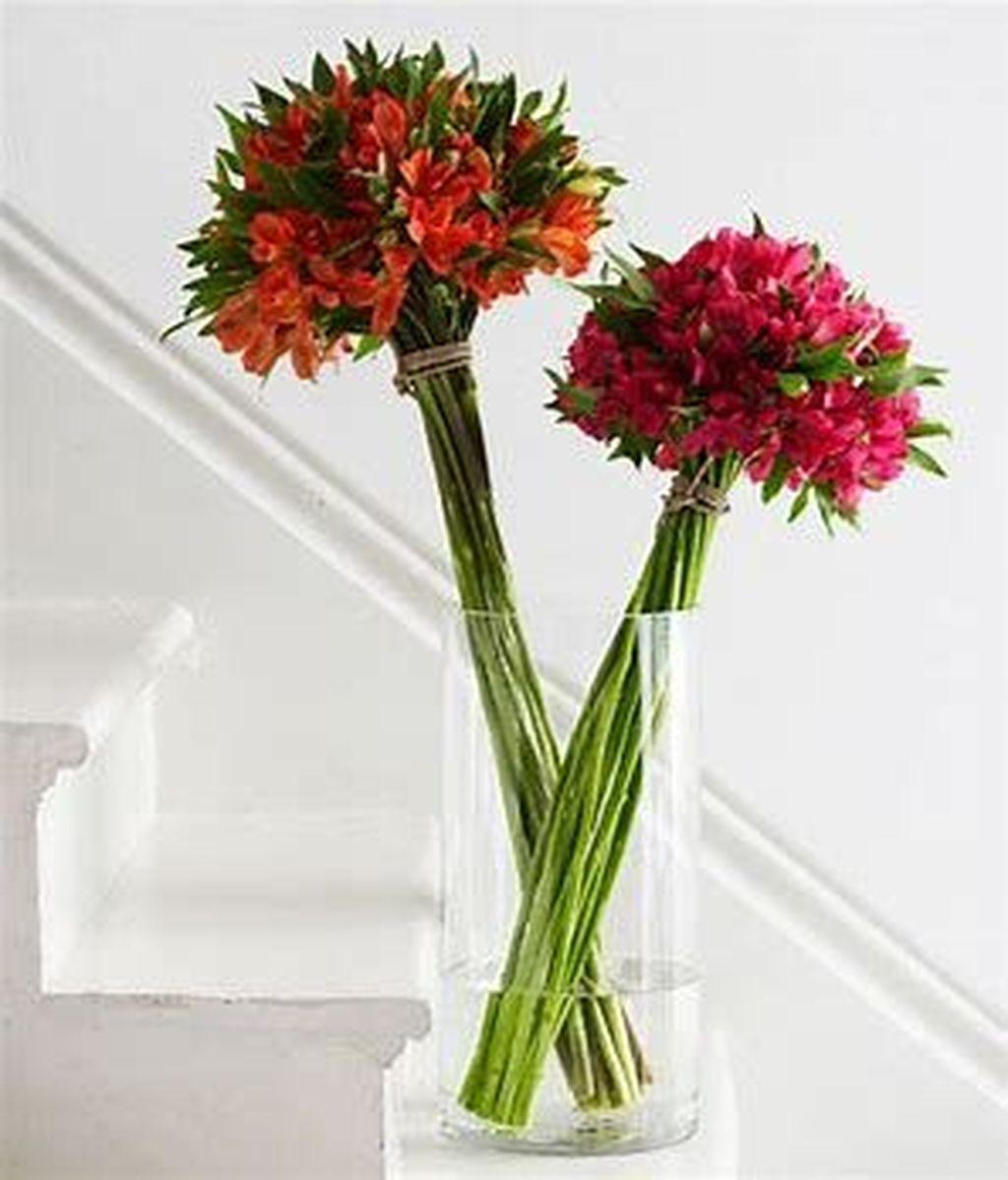 Amazing Unique Flower Arrangements Ideas For Your Home Decor 21