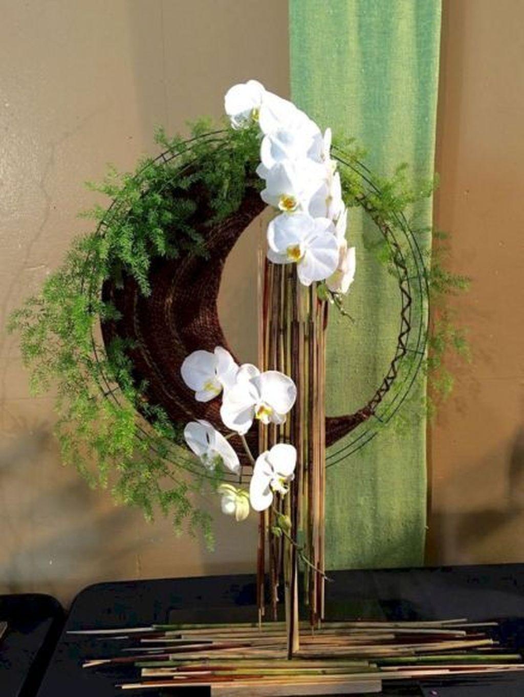Amazing Unique Flower Arrangements Ideas For Your Home Decor 22