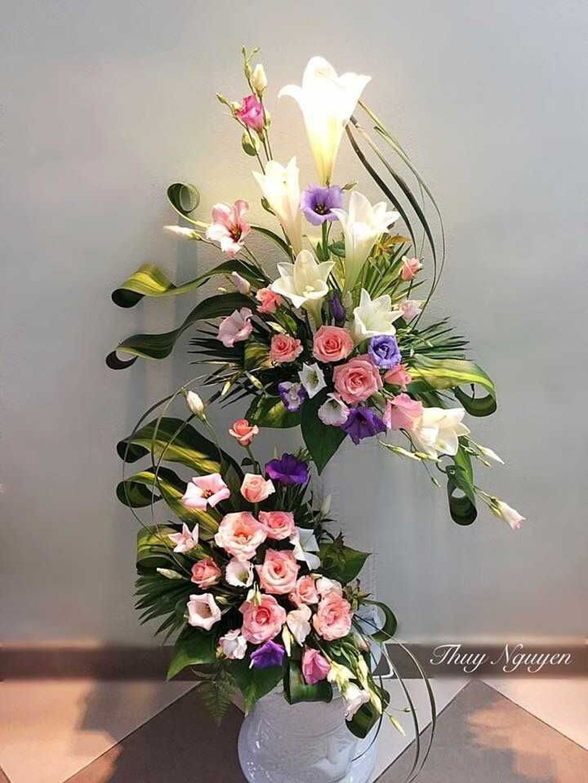 Amazing Unique Flower Arrangements Ideas For Your Home Decor 30