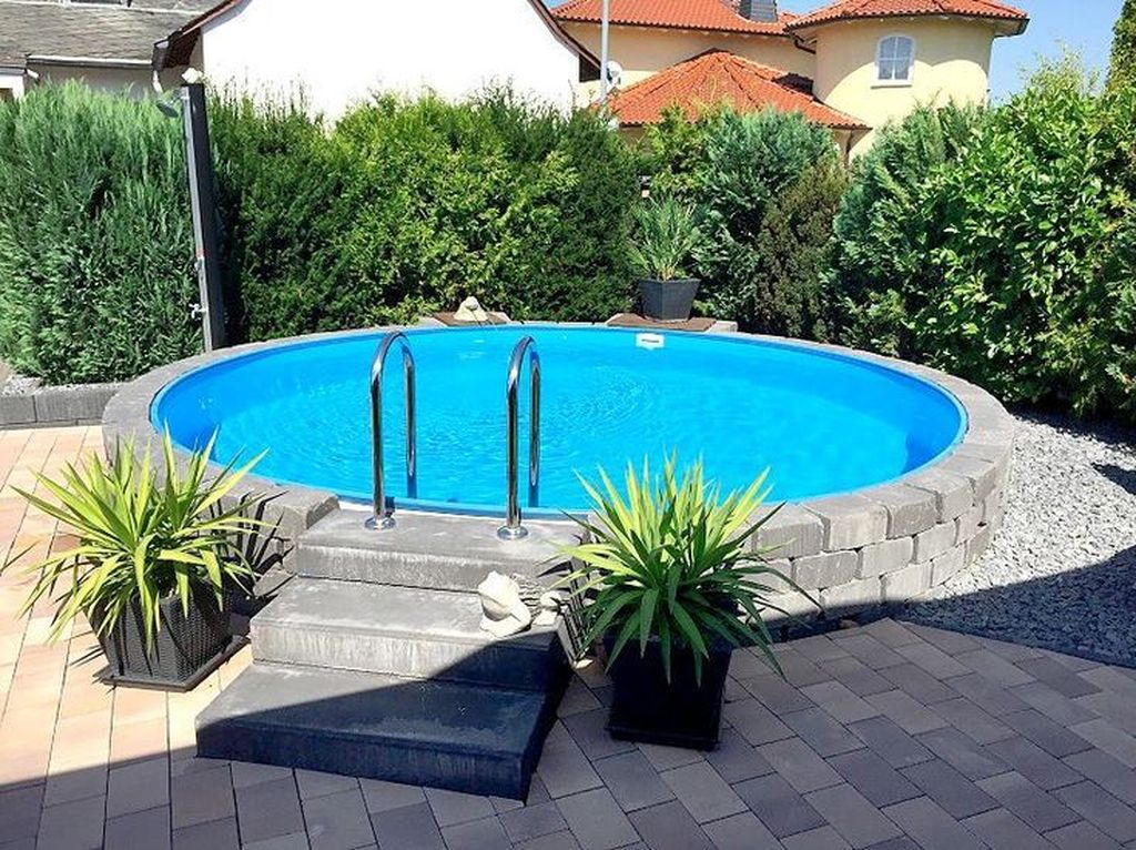 Awesome Outstanding Backyards Design Ideas 15