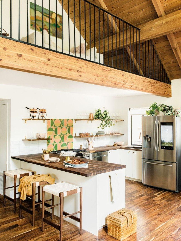 Awesome Retro Kitchen Design Ideas 14