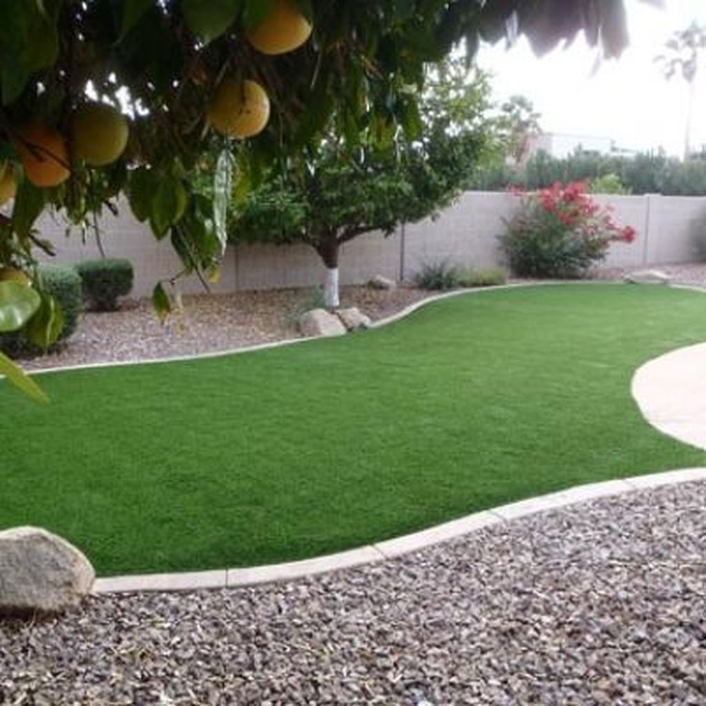 Awesome River Rock Landscaping Ideas 32