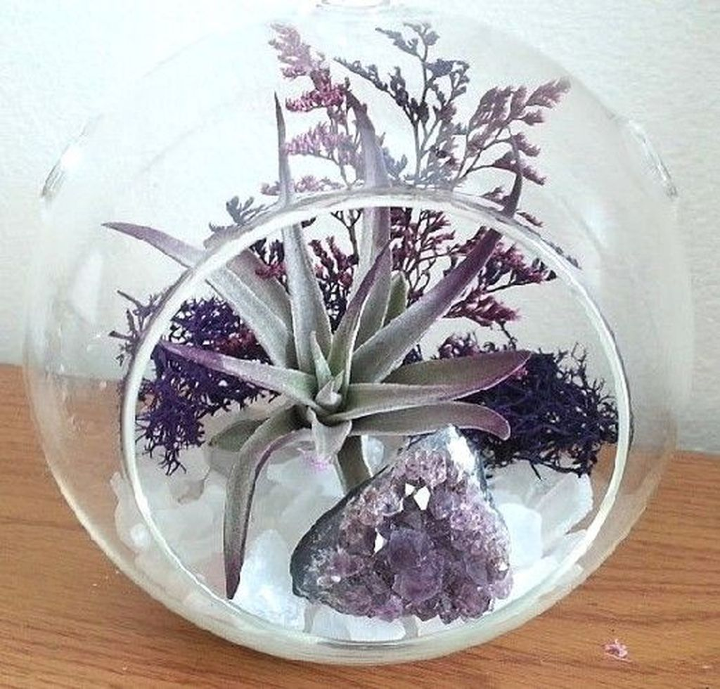 Beautiful Glass Crystal Ideas For Lovely Home Decor 02