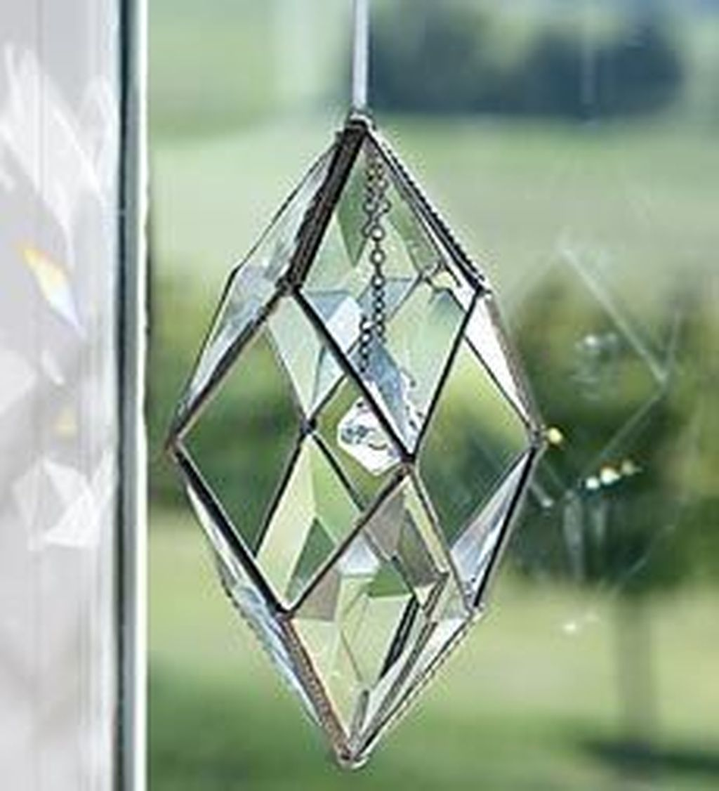 Beautiful Glass Crystal Ideas For Lovely Home Decor 04