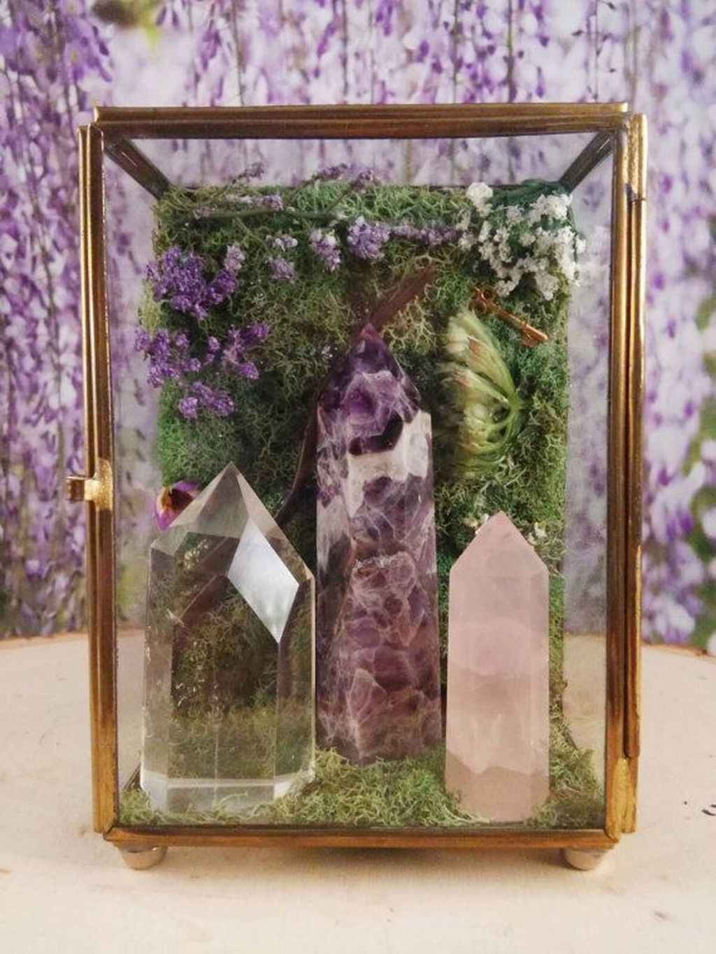 Beautiful Glass Crystal Ideas For Lovely Home Decor 05