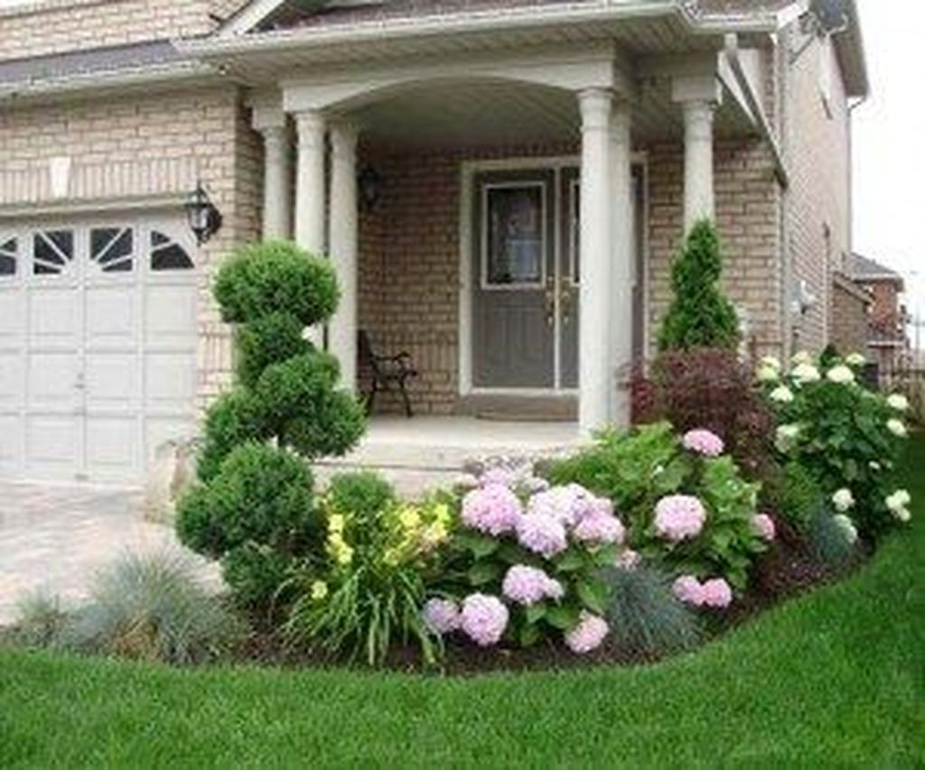 Beautiful Hydrangea Design Ideas Landscaping Your Front Yard 06