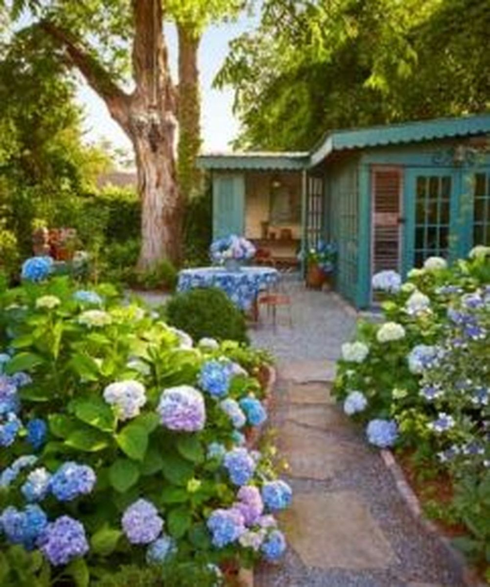Beautiful Hydrangea Design Ideas Landscaping Your Front Yard 15